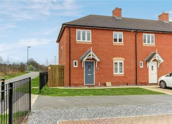 Thumbnail 3 bed end terrace house for sale in Freemantle Road, Romsey, Hampshire