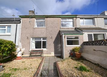 Thumbnail 3 bed cottage for sale in Jubilee Terrace, Penwallis, Fishguard