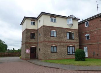 Thumbnail 2 bed flat to rent in Henley Court, Gainsborough