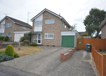 Thumbnail 3 bed detached house for sale in Verity Crescent, Canford Heath