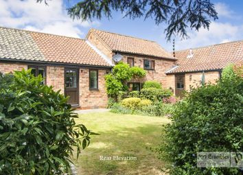 Thumbnail 3 bed barn conversion for sale in The Courtyard, Coddington, Newark