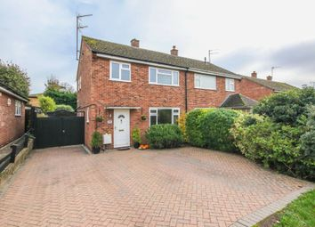 Thumbnail 3 bed semi-detached house for sale in Heathbell Road, Newmarket