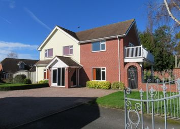 Thumbnail 5 bed detached house to rent in Folly Lane, Holmer, Hereford