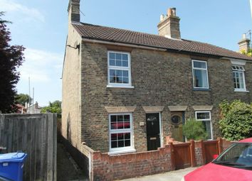 Thumbnail 2 bed end terrace house to rent in All Saints Road, Pakefield, Lowestoft