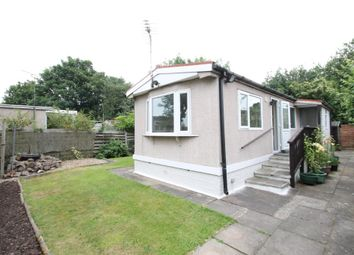 Thumbnail 2 bedroom mobile/park home for sale in Castle Road, Hartshill, Nuneaton