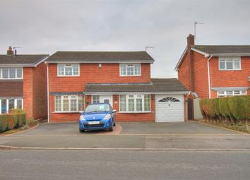Thumbnail 4 bed detached house for sale in Parkdale, Ibstock