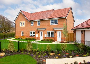 "Thumbnail 4 bedroom detached house for sale in ""Alderney"" at Coulson Street, Spennymoor"