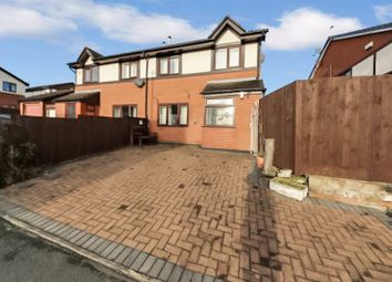2 bed semi-detached house for sale in Anthorn Road, Goose Green, Wigan WN3