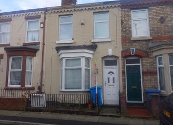 Thumbnail 3 bed terraced house to rent in Stevenson Street, Liverpool