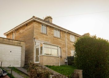 Thumbnail 3 bed semi-detached house to rent in Southdown Avenue, Bath