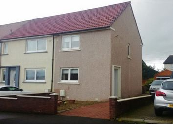 Thumbnail 2 bed end terrace house for sale in Douglas Brown Avenue, Ochiltree