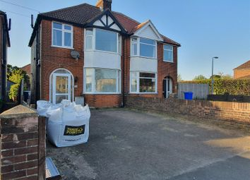 Thumbnail 3 bed semi-detached house to rent in Landseer Road, Ipswich