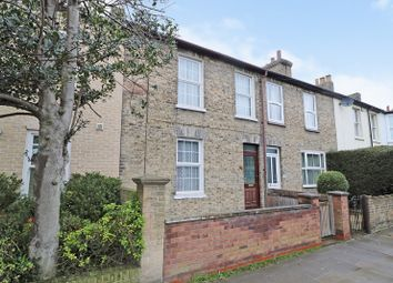 Thumbnail 3 bedroom terraced house for sale in Histon Road, Cambridge