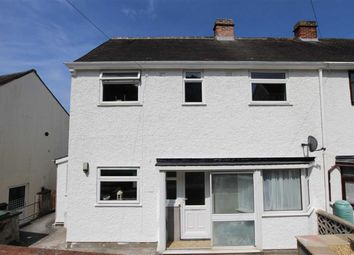 Thumbnail 3 bed semi-detached house for sale in Rhydybont, Penparcau, Aberystwyth