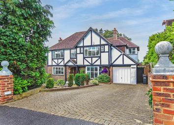 Thumbnail 4 bed detached house for sale in Hartley Way, Purley