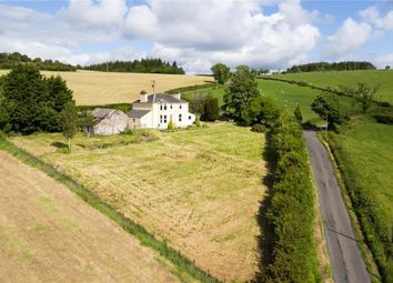 Thumbnail 4 bedroom detached house for sale in Braeside, Rothesay, Isle Of Bute