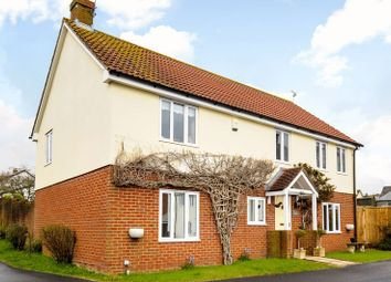 Thumbnail 4 bed detached house for sale in Tolpuddle, Dorchester