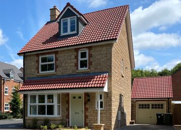 Churchill Gardens, Yate BS37. 4 bed detached house