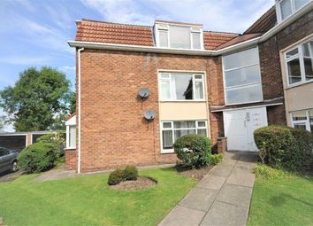Thumbnail 2 bedroom flat for sale in Kingsleigh Road, Heaton Mersey, Stockport