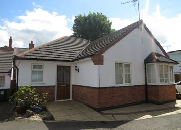 Thumbnail 2 bedroom detached bungalow for sale in Auburn Road, Blaby, Leicester