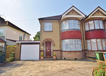 Thumbnail 3 bed semi-detached house to rent in Romney Drive, Harrow, Middlesex