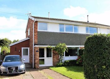 Thumbnail 3 bed semi-detached house for sale in Browns Drive, Southgate, Swansea