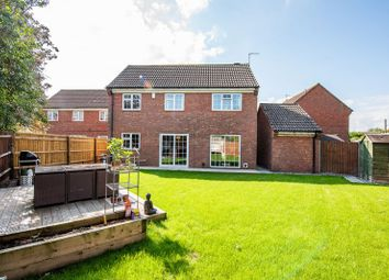 Thumbnail 4 bed detached house for sale in Wallace End, Aylesbury
