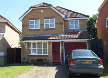 Thumbnail 4 bedroom detached house for sale in Meadowsweet, Horsford