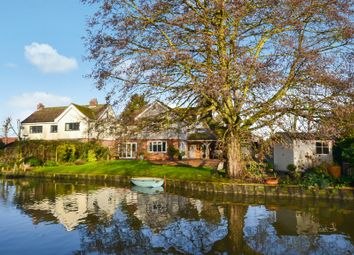 Thumbnail 4 bed detached house for sale in Mill House Gardens, Snettisham, King's Lynn