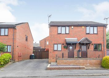 Thumbnail Semi-detached house for sale in Valley View, Belper