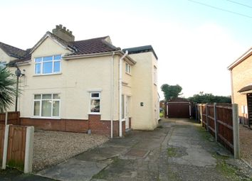 Thumbnail 3 bed semi-detached house for sale in George Borrow Road, South City, Norwich