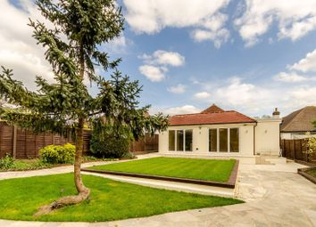 Thumbnail 4 bed bungalow for sale in The Warren, Worcester Park