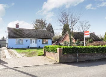Thumbnail 3 bed detached bungalow for sale in Main Road, Chelmondiston, Ipswich
