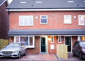 Thumbnail 4 bed end terrace house for sale in Mode Hill Lane, Whitefield, Manchester