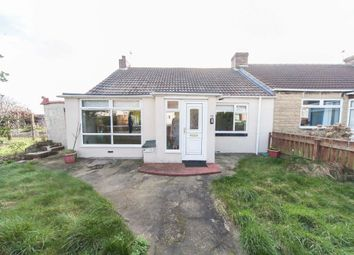 Thumbnail 2 bed semi-detached bungalow for sale in Poplar Avenue, Blackhall Colliery, Hartlepool