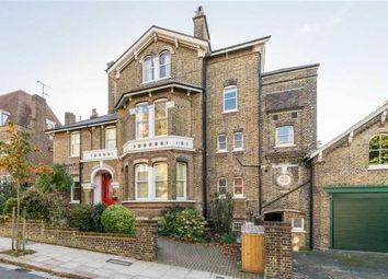Thumbnail 2 bedroom flat for sale in Garden Flat, 3 Prince Arthur Road, Hampstead, London