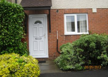 Thumbnail 2 bed terraced house to rent in Kirrimuir Way, Etterby Park, Carlisle, Cumbria