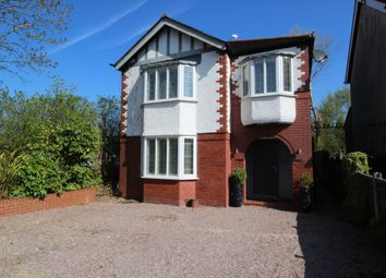 Thumbnail 3 bed detached house for sale in Buxton Road, High Lane, Stockport