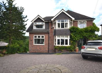 Thumbnail 4 bed detached house for sale in Cedar Hill, Alton, Stoke-On-Trent