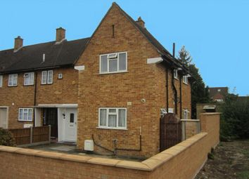 Thumbnail 3 bed end terrace house for sale in Cripps Green, Hayes
