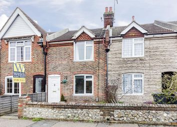 Thumbnail 2 bedroom terraced house for sale in Sompting Road, Worthing, West Sussex