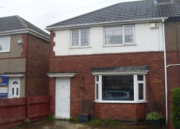 Thumbnail 3 bed end terrace house for sale in St Leonards Avenue, Grimsby