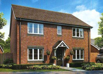 Thumbnail 5 bed detached house for sale in Shawbury, Nr Shrewsbury, Shropshire.