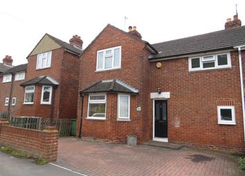 Thumbnail 4 bedroom semi-detached house for sale in Freshfield Road, Southampton