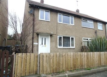 Thumbnail 3 bedroom semi-detached house for sale in Norwich Gardens, Willington, Crook