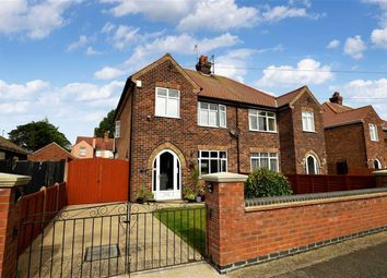 Thumbnail 3 bed property for sale in Hoylake Drive, Skegness
