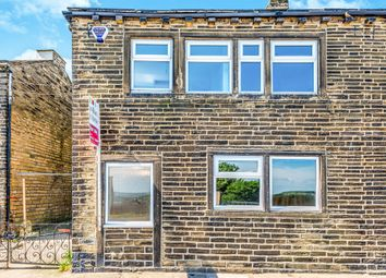 Thumbnail 4 bed cottage for sale in Clough Lane, Mixenden, Halifax
