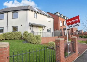 Thumbnail 3 bedroom semi-detached house for sale in Humphries Road, Bushbury, Wolverhampton