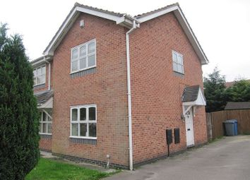 Thumbnail 2 bed semi-detached house to rent in Lindisfarne Drive, Croxteth Park, Liverpool