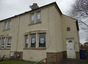 Thumbnail 2 bed property for sale in Lochfield Road, Paisley